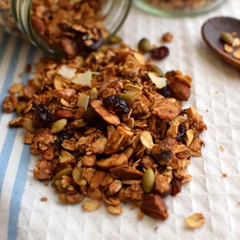 Cereales y Granolas